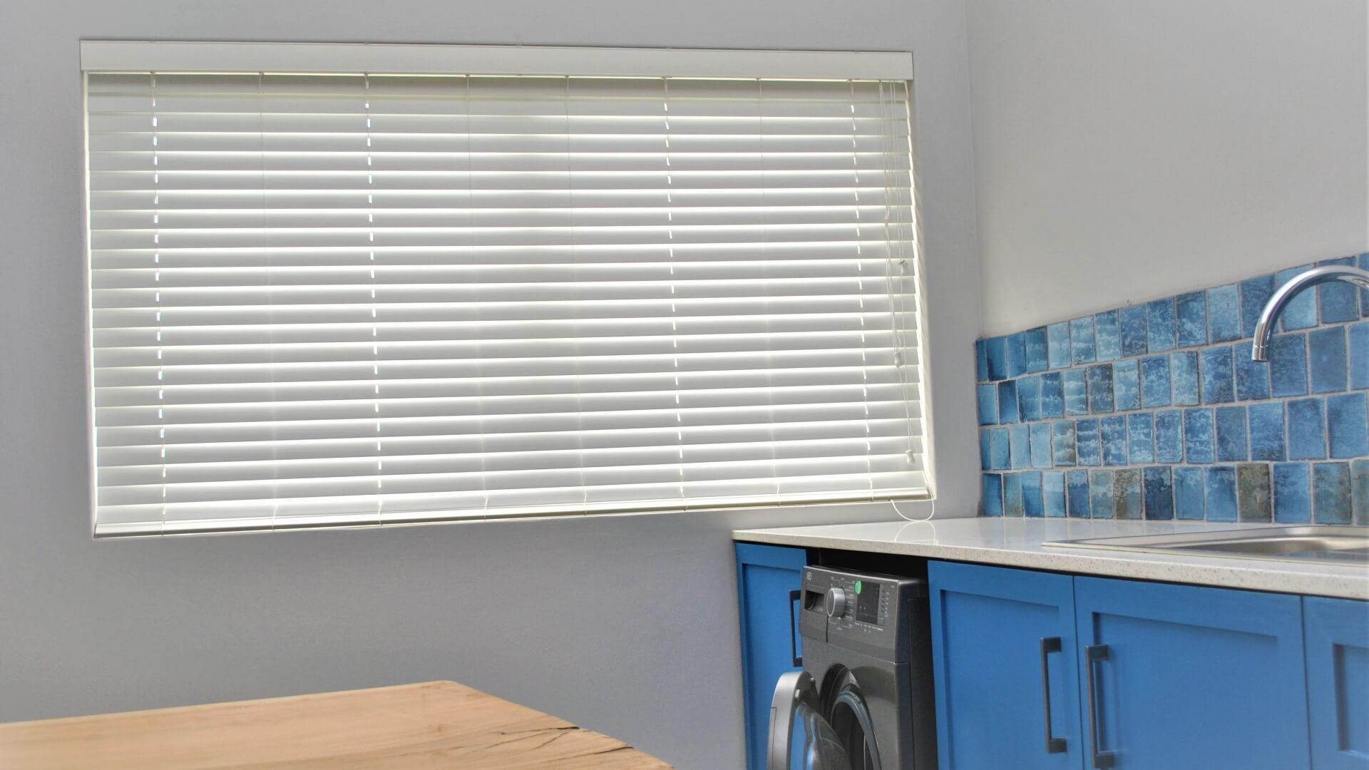 PVC Modwood 50mm Blind