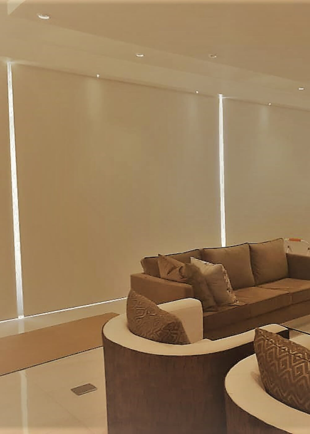 Roller Blinds by The Blinds Factory