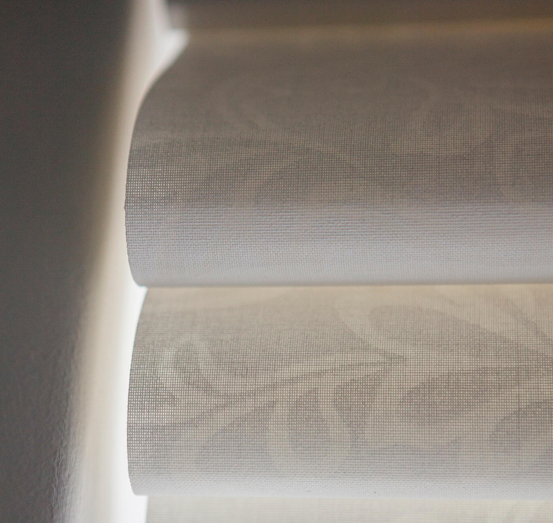 Roman Light Filtering Blinds